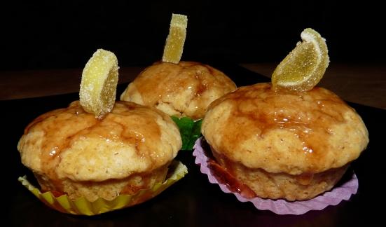 Mignons au citron (version minis muffins)