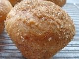 Petites brioches au sucre et aux épices{Véganes}