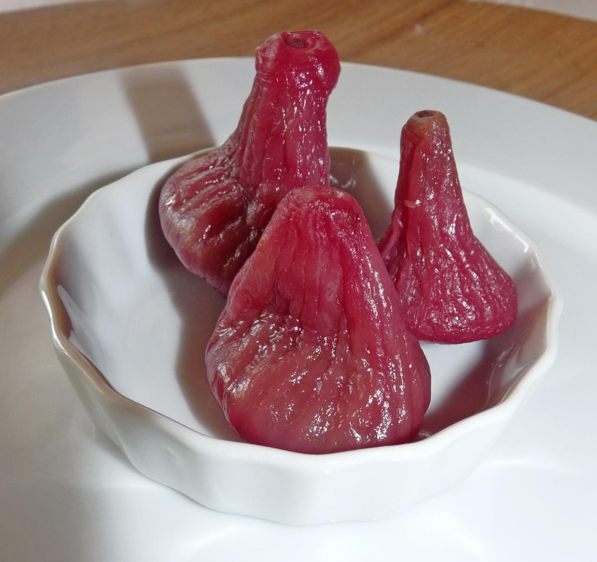 Des pommes de malacas confites