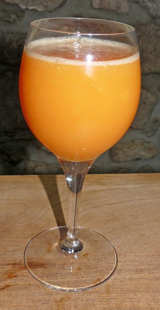 Cocktail de melon au citron vert
