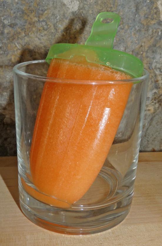 Melon Popsicle