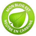 Mon blog est neutre en carbone