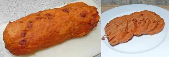 Chorizo végétal