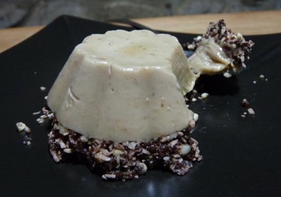 Tarte au beurre de cacahuète