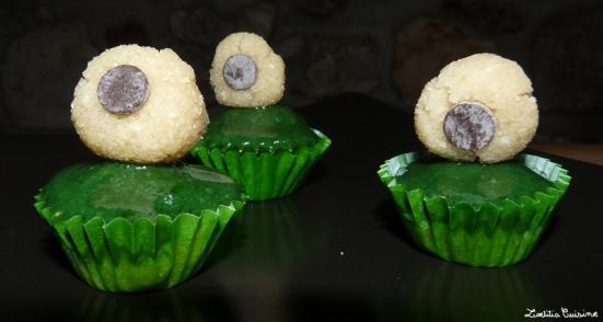 Blob muffins
