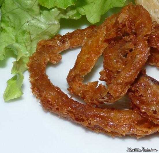 Oignon rings