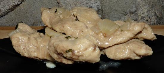 Seitan de pois-chiches