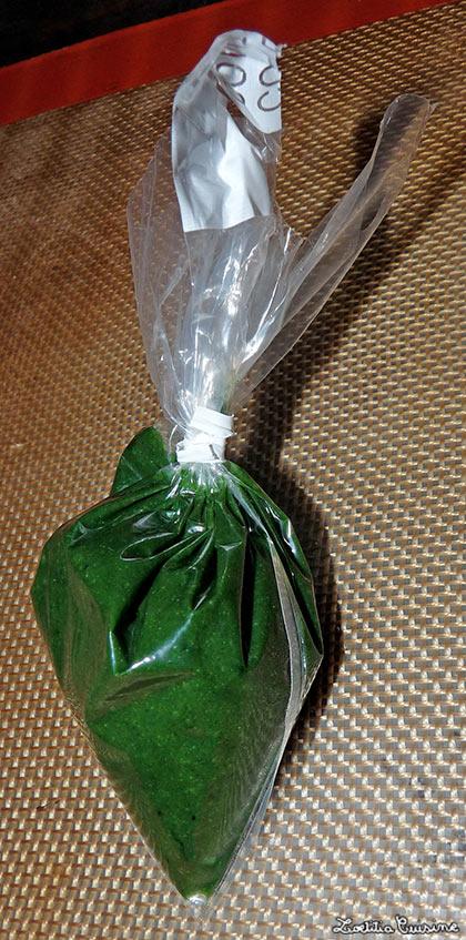 Sucre coloré pour vermicelles maison