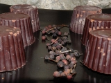 Chocolats au poivre rouge ou au piment d'Espelette