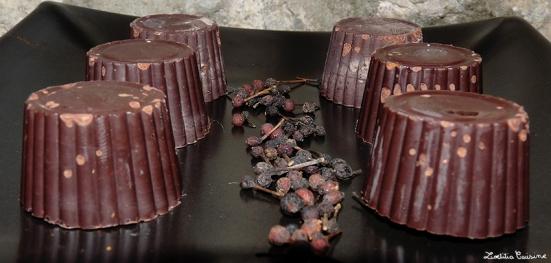 Chocolat au poivre rouge