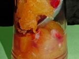 Salade d'oranges sanguines, mandarines etgrenade