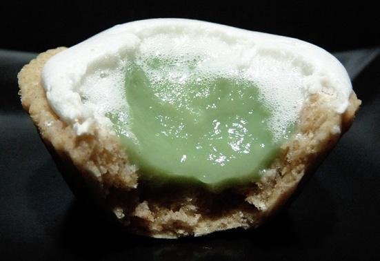 Tartelettesmeringuées au citron vert