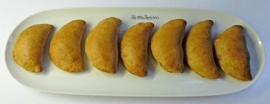 Beignets au four : pommes cannelle