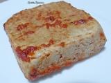 Tofu pressé maison à la tomate{Vegan}