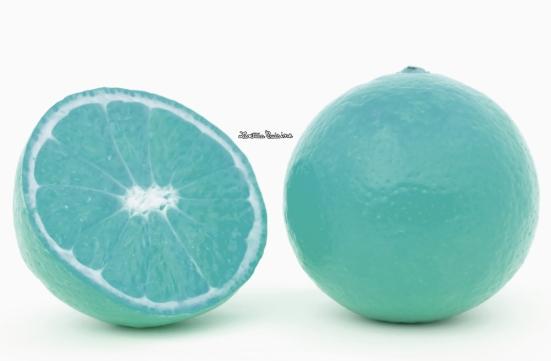Oranges Bleues
