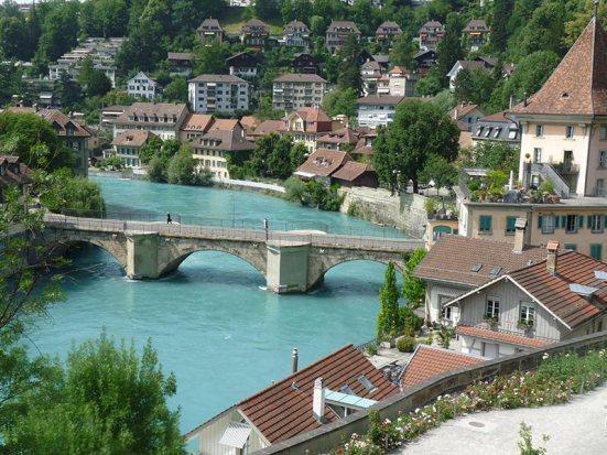 Promenade à Bern