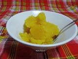Sorbet maracuja (fruit de lapassion)