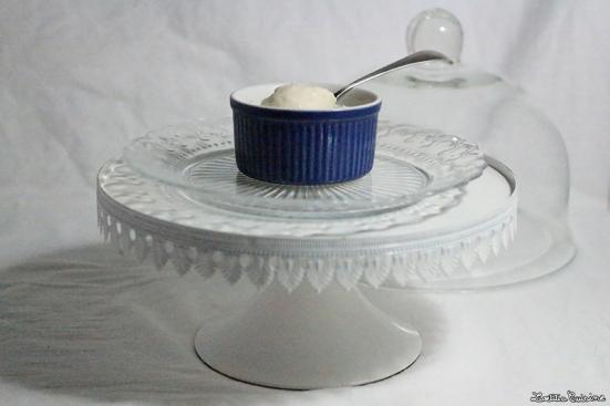 Crème à la noix de coco et aux épices