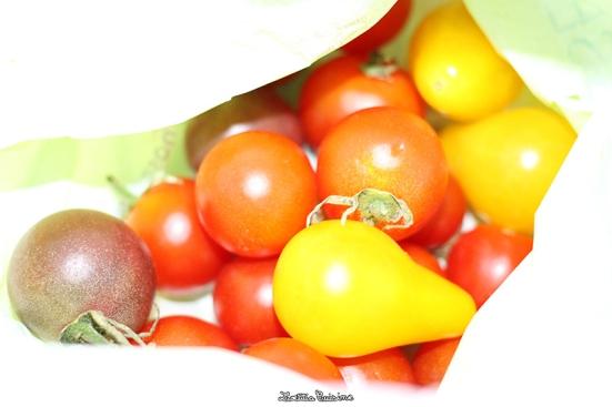 Pitites tomates