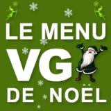 Le menu VG du vendredi 25 décembre 2015 {Noëlvégane}