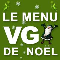 Logo menu VG de noël 2013