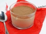 Tiramisu poire vanille(vegan)