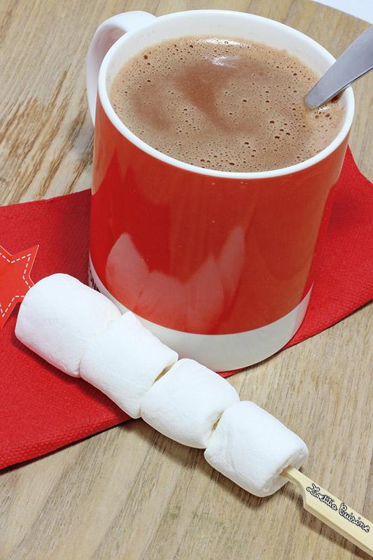 Mon chocolat chaud vegan
