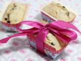 Cakes et muffins vegan {Ma recette de base – possible sans gluten} – Petits cakes auxmyrtilles