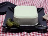 Fromage à raclette {qui fond –vegan}