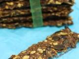 Barres de céréales maison {audéshydrateur}