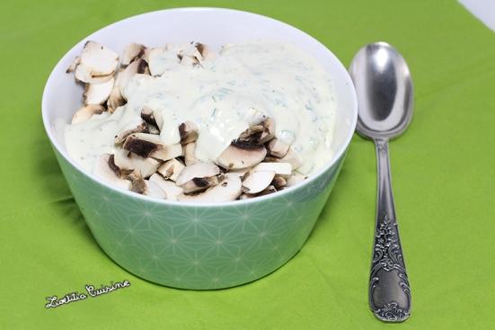 champignons-à-la-crème