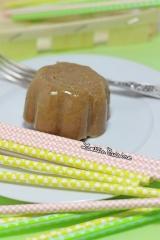 Pudding à la pulpe de melon {Cuisson à lacasserole}