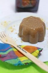 Pudding au sirop d'épices {Cuisson à lacasserole}