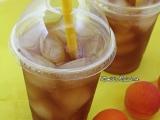 Thé froid aux abricots duValais
