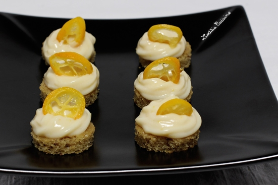 Layer cake kumquat