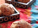 Cookies dorés sans gluten{vegan}