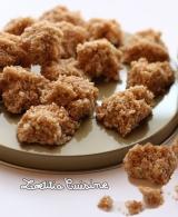 Rochers manioc et coco{vegan}