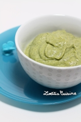 La sauce brocoli {Végane etsaine}