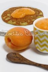 Pancakes coco et banane {Vegan, sans sucre ajouté et sansgluten}