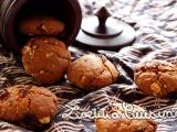 Cookies aux fruits secs et sirop d'érable (Véganes et sansgluten)