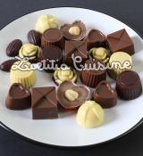 Chocolats de noël véganes fait maison {Noirs, au lait ou blancs, garnitures defeignasse}