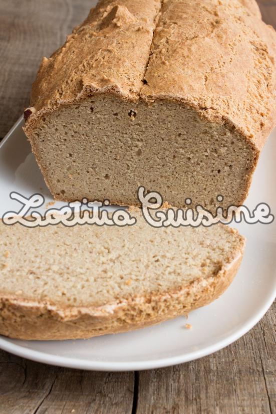 Incroyable pain sans gluten