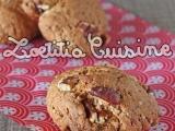 Cookies aux noix de pécan et sucre de coco{Véganes}