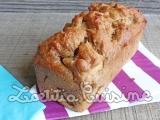 Gâteau aux pommes et épices pour paind'épices