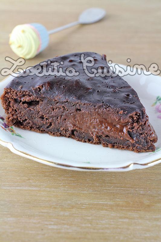 Gâteau au chocolat à la vapeur